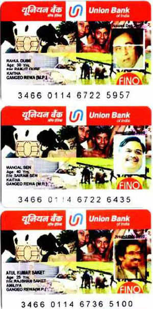 smart cards 'reveal' Jagjit Singh, Uddhav are labourers in MP
