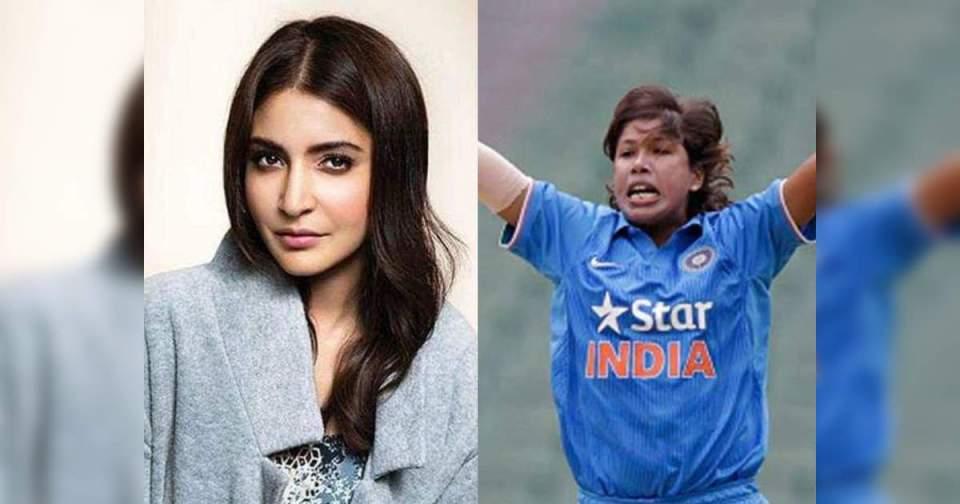 Jhulan Goswami Biopic: Anushka Sharma to biopic Indian cricket player Jhulan Goswami? – anushka sharma to work in biopic of former indian cricket team captain jhulan goswami