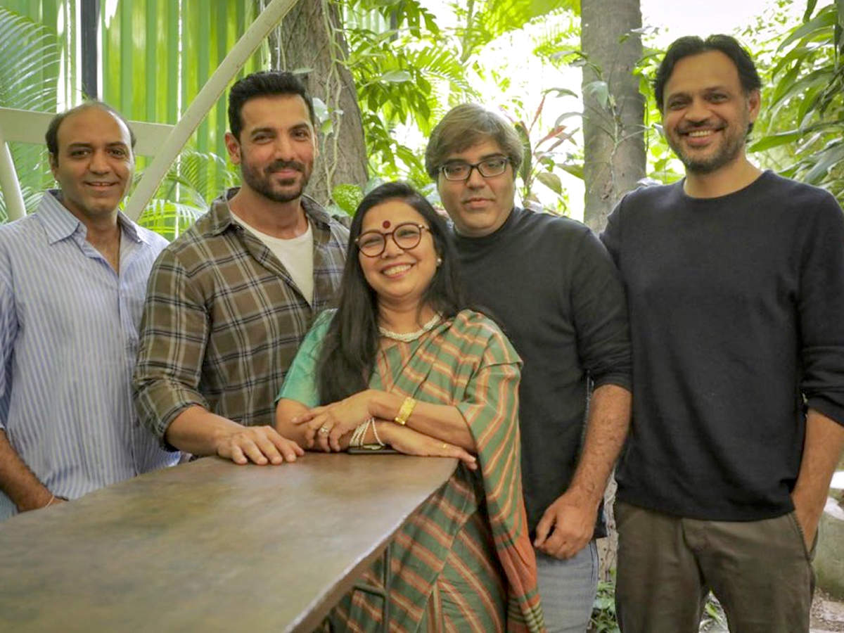 Biopic on Revathi Roy: John Abraham is going to make a biopic on India's most popular entrepreneur Revathi Roy