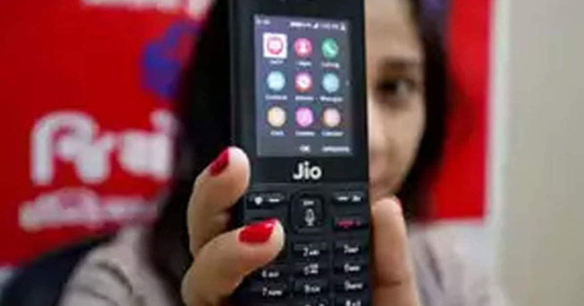 ₹75 में 'महीने भर' फ्री कॉल और डेटा, जियो फोन के 5 प्लान