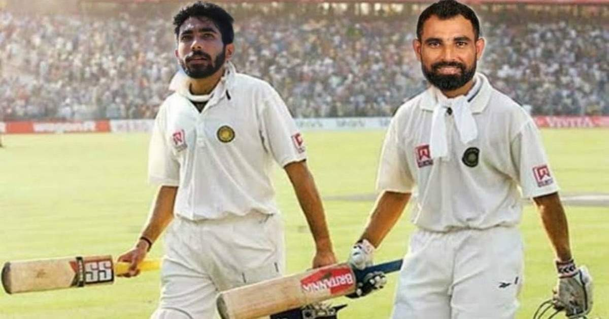 Shami and Bumrah batting memes: India v England England Jaspreet Bumrah and Mohammad Shami fight 9th wicket partnership record break