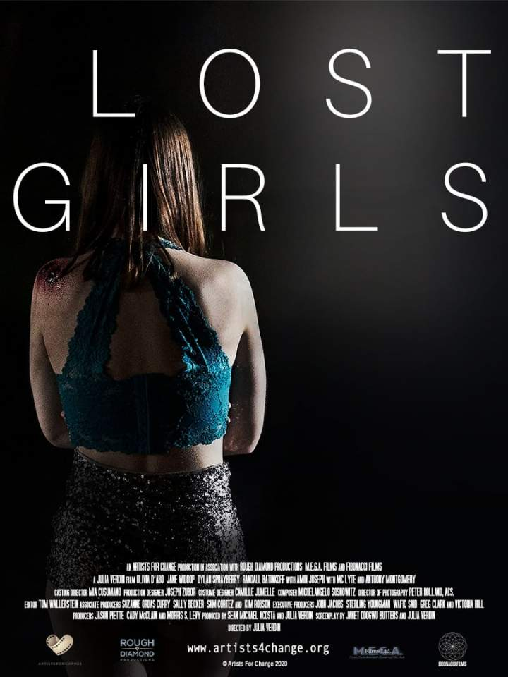 Movie: Angie: Lost Girls (2020)   Mp4 Download