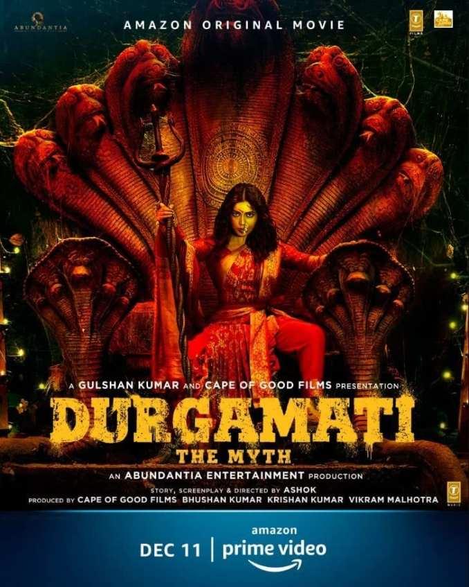 Movie: Durgamati: The Myth (2020) – Bollywood   Mp4 Download