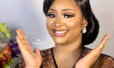 """""""I Received The Gift Of Motherhood"""" - Actress Etinosa Bares Her First Child"""