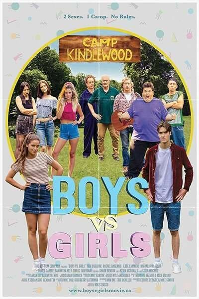Movie: Boys vs. Girls (2019) | Mp4 Download