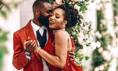Walking into 2021 With Him - Newly Wedded BBN Star, Khafi (Video)