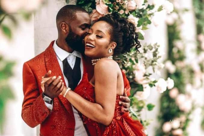 Walking into 2021 With Him - Newly Wedded BBN Star, Khafi (Video)