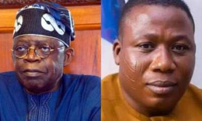 Sunday Igboho reveals why Tinubu gave him N2m in 2009