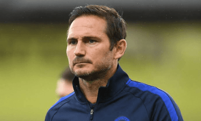Chelsea Sack Manager Frank Lampard , Appoints New Coach