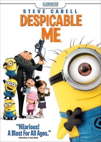 Movie: Despicable Me (2010)   Mp4 Download