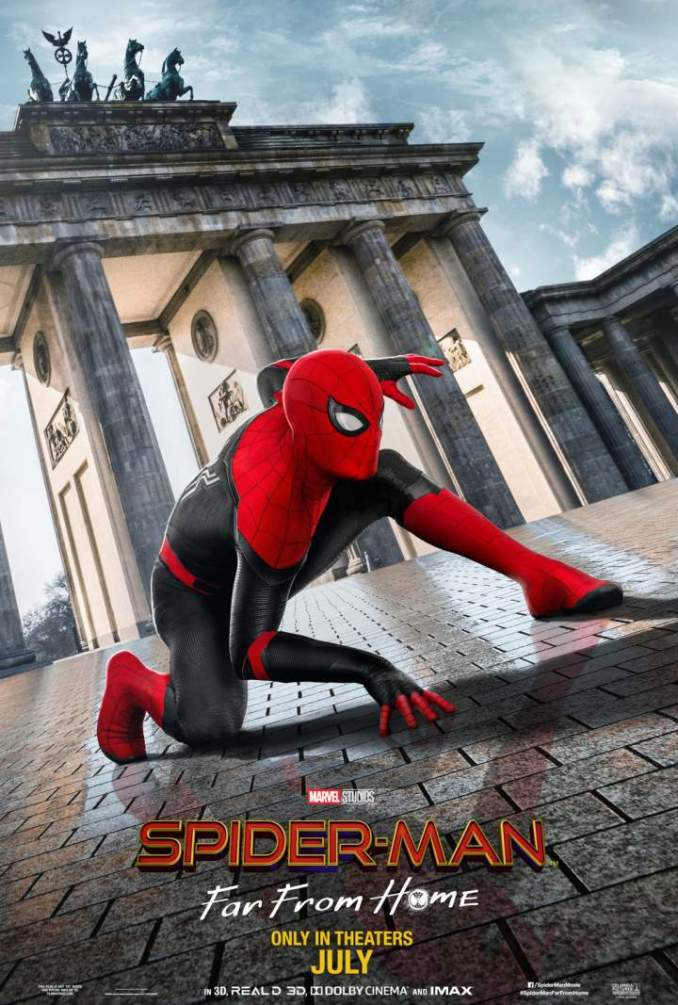 Movie: Spider-Man: Far from Home (2019) | Mp4 Download