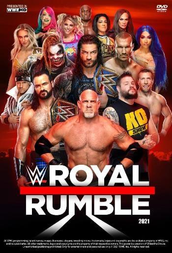 WWE Royal Rumble (2021) Full Show | Mp4 Download