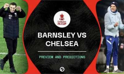 Live stream: Barnsley Vs Chelsea [Watch Now] FA CUP 2020/2021