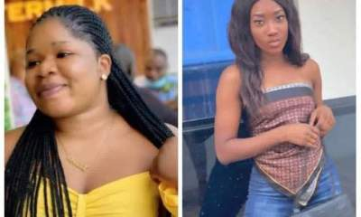 Abducted OOU students rescued by the Nigerian Police Force.