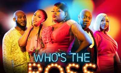Who's The Boss Full Nollywood Movie🔥