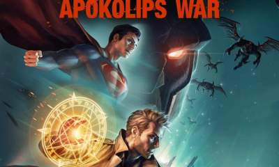 Movie: Justice League Dark: Apokolips War (2020) HD Mp4