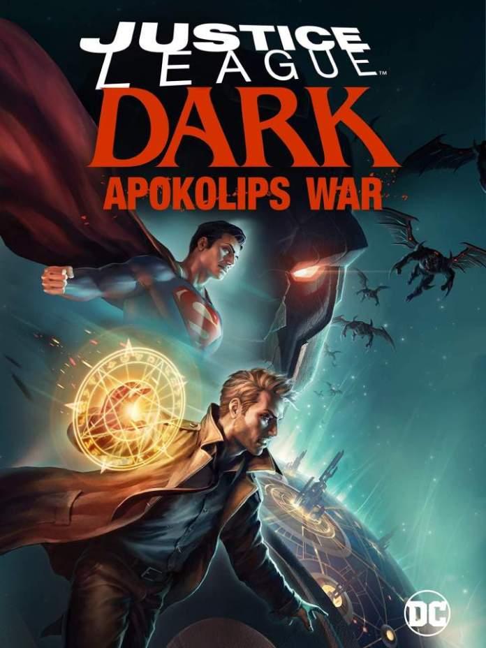 Movie: Justice League Dark: Apokolips War (2020) HD Mp4