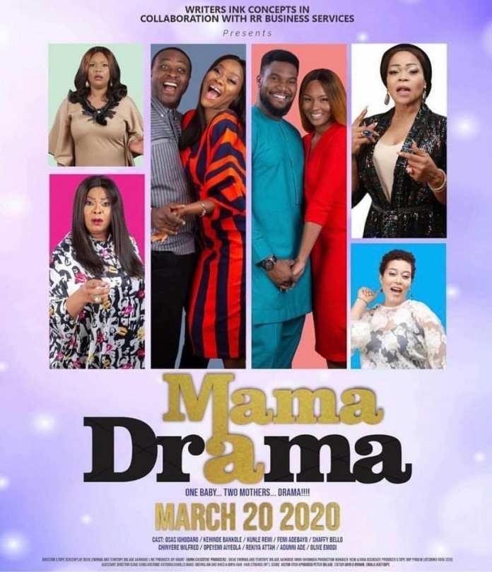 Mama Drama – Nollywood Movie   Mp4 Download
