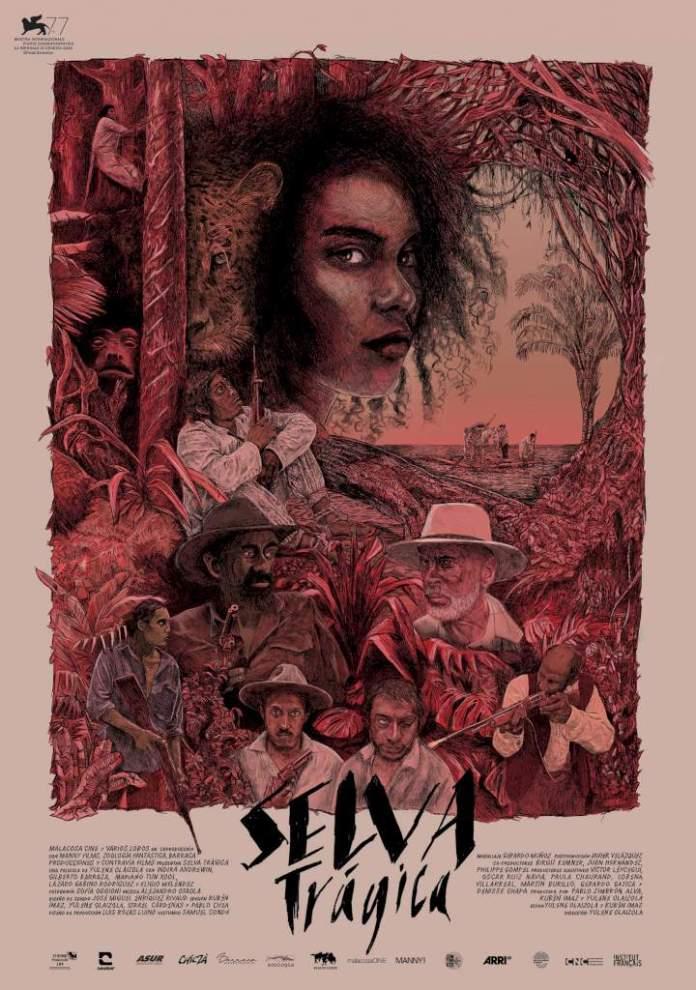 Movie: Tragic Jungle (2021) Spanish   Mp4 Download