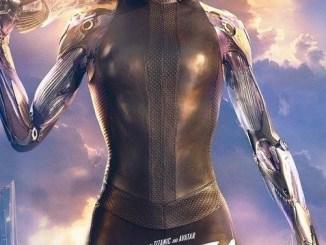 Alita: Battle Angel (2019) Mp4 & 3gp Free Download