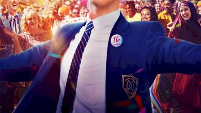 Everybody's Talking About Jamie (2021) Mp4 & 3gp Free Download