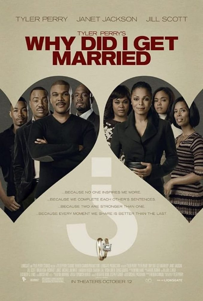 Why Did I Get Married? (2007) Mp4 & 3gp Free Download