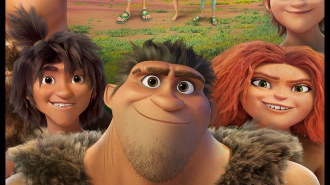 The Croods: Family Tree Season 1 Episode 1 – 6 (Complete)