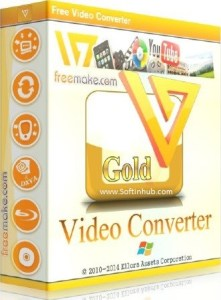 Freemake Video Converter 4.1.10 Crack