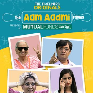 Aam Aadmi Family web series 3 seasons