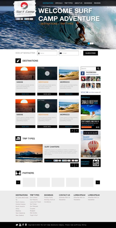 portfolio-SurfCampAdventures-WordPress