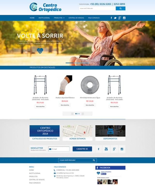 portfolio-Centro-Ortopedico