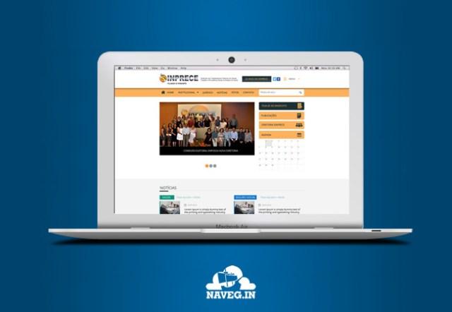 portfolio-SINPRECE-WordPress