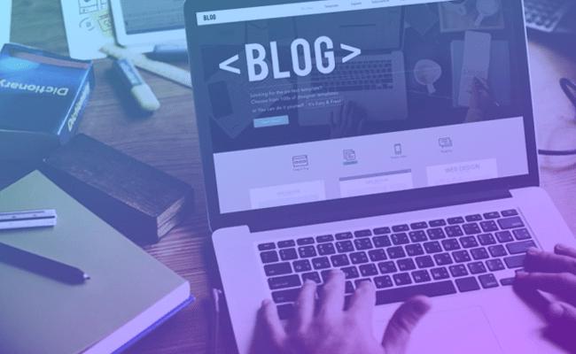 Benefícios de Blog