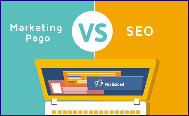 Marketing Pago x SEO