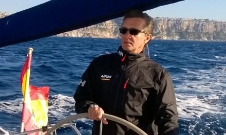 Ricmaldo, marino, regatista y profesor de navegación