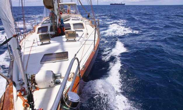 El viaje del PROS, con Fernando Navarrete a bordo.