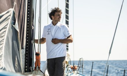 Campaña CROWDFUNDING para la Vendée Globe – Didac Costa