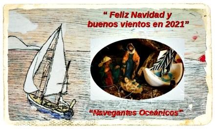 Feliz Navidad y buenos vientos para 2021