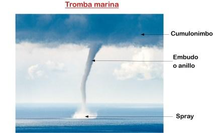 Manual del Capitán de Yate. UT 3. Meteorología (2). Formas tormentosas.