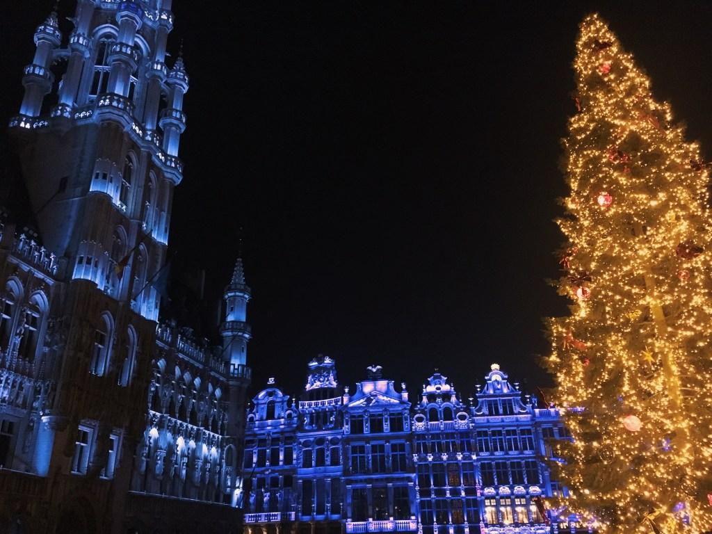 Visiter Bruxelles à Noël, les 5 bonnes raisons !