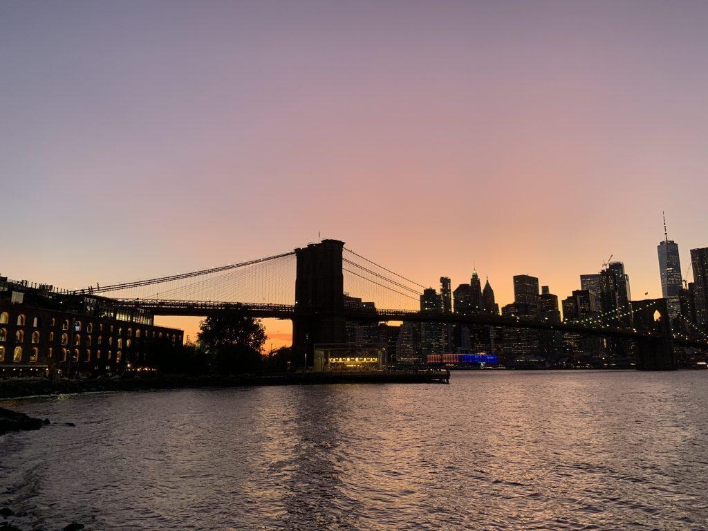 Idées et conseils des choses à faire à New York, Sunset