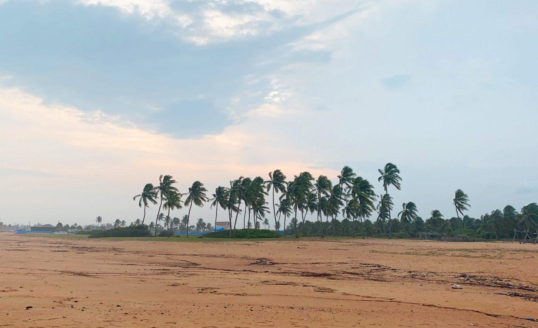 Une plage à Cotonou, au Bénin