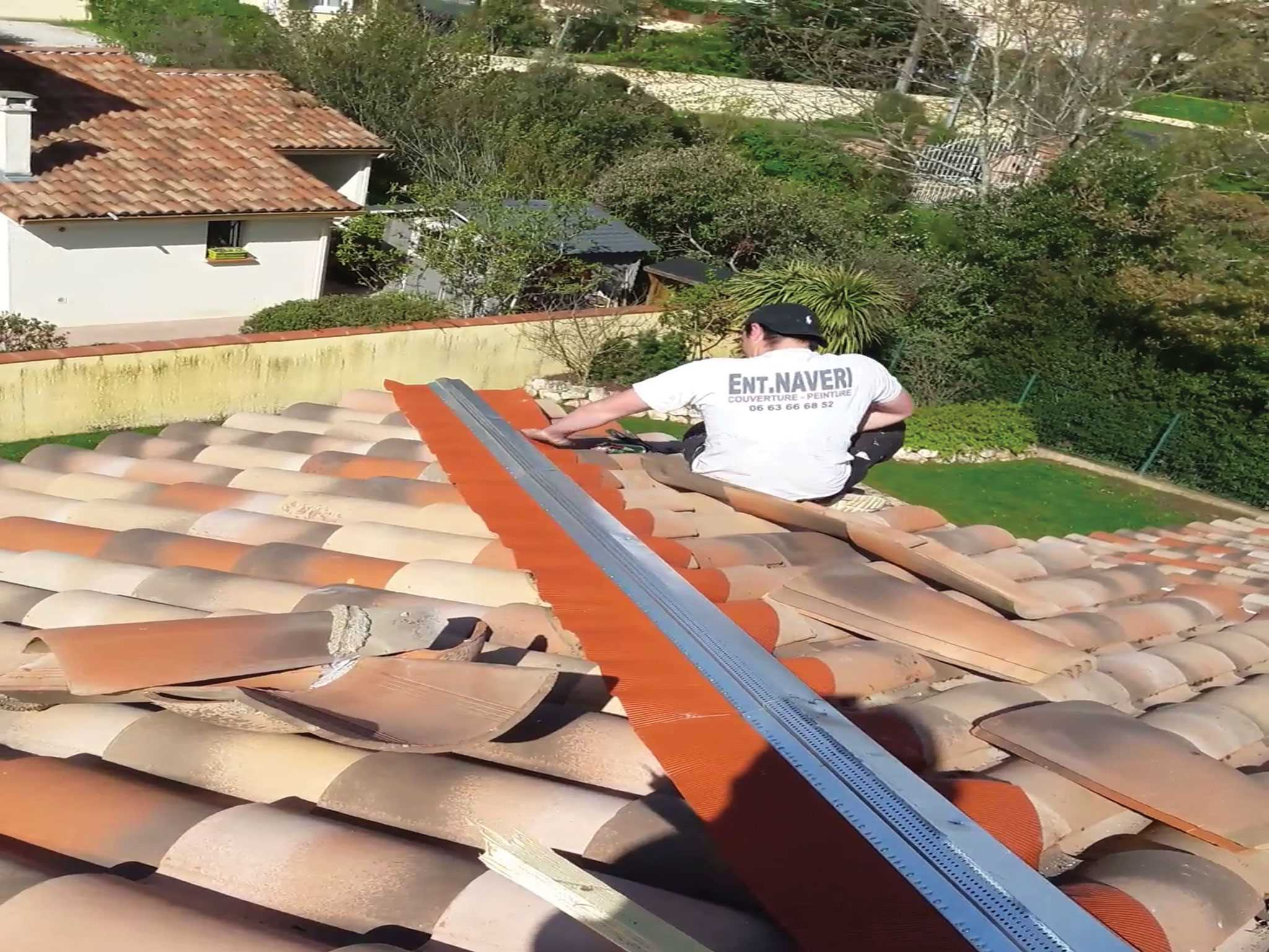 faitage toiture-Couvreurs Toulouse (31)