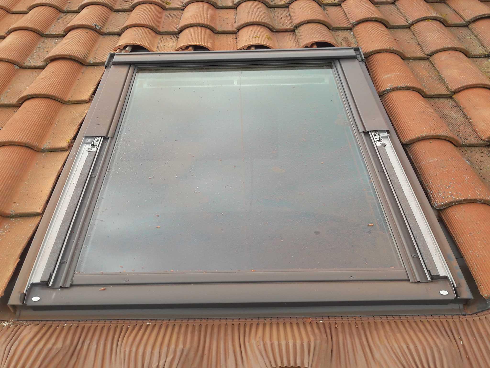 Fenêtre de toit-VELUX