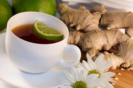 Имбирная диета похудение на чае