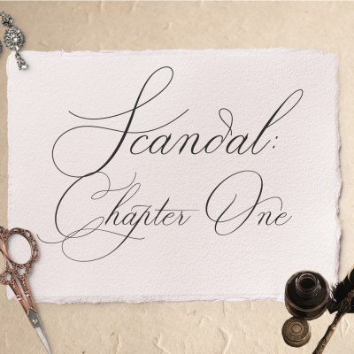 Scandal: Chapter One