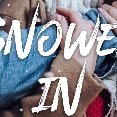 Snowed In Official Cover Reveal