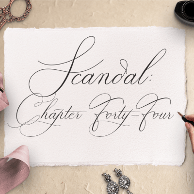 Scandal: Chapter Forty-Four