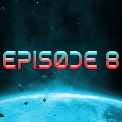 The Space Pirate's Captive: Episode 8