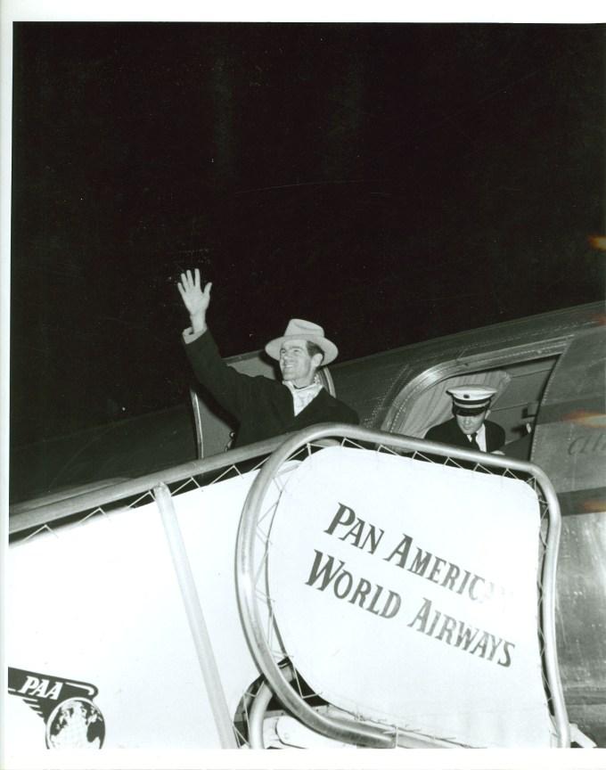 Dawson Trotman 1st World Trip 1948
